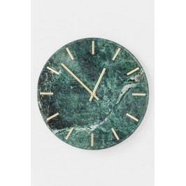 Nástěnné hodiny Desire Marble Green