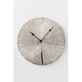 Nástěnné hodiny Albero Silver