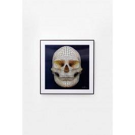 Obraz 3D Skull 60x60cm