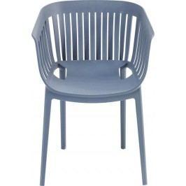 Židle s opěrkou Golden Gate Grey