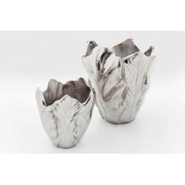 Váza Calyx Silber (2/Set)