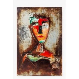 Obraz Iron Artist Face 120x80cm