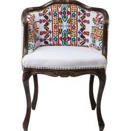 Židle s opěrkou Lotta