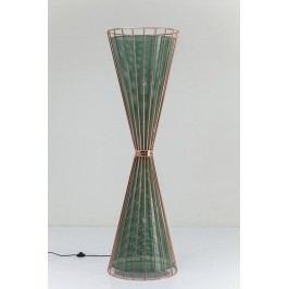 Stojací lampa Hourglass