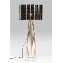 Stojací lampa Wire Bowl