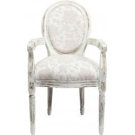 Židle  s loketní opěrkou Louis Romance