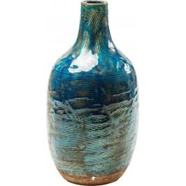 Váza Dynamic Blue 18cm
