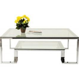Konferenční stolek Silver Rush 120x120cm