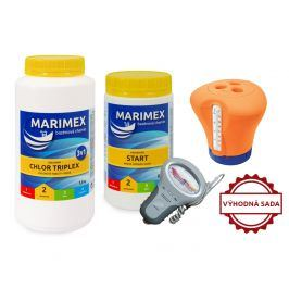 Marimex | Sada bazénové chemie pro ošetření vody 2 | 19900065