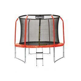Marimex | Sada krytu pružin a rukávů pro trampolínu 244 cm - červená | 19000773