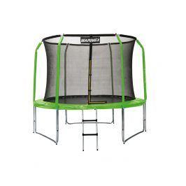 Marimex | Sada krytu pružin a rukávů pro trampolínu 366 cm - zelená | 19000782