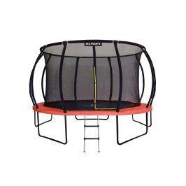 Marimex | Trampolína Marimex PREMIUM 457 cm + vnitřní ochranná síť + schůdky ZDARMA | 19000070