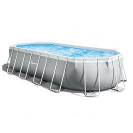 Marimex | Bazén Florida Premium ovál 6,10x3,05x1,22 m s kartušovou filtrací a příslušenstvím | 10340225