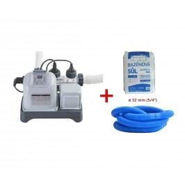 Chlorinátor s E.C.O. + bazénová sůl + hadice 19900008