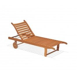 Zahradní lehátko - dřevo 11640221