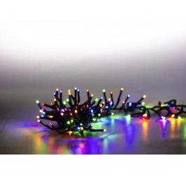 Řetěz světelný 400 LED dvojitý - barevná 18000083
