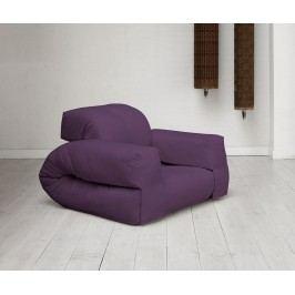 Rozkládací křeslo Hippo Purple