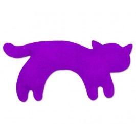 Hřejivý polštář Minina Purple 9x21 cm