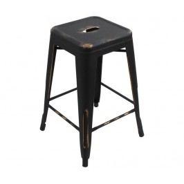 Barová židle Antique Black