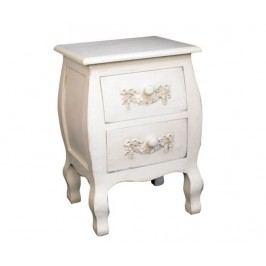 Noční skříňka Atherton Elegant Ivory