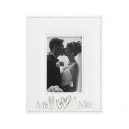Fotorámeček Mr. & Mrs. S
