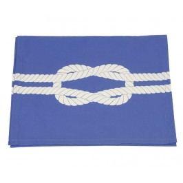 Středový ubrus Rope Blue 40x140 cm