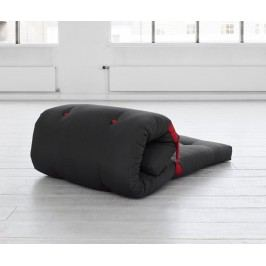 Matrace Roller Dark Grey and Red 70x200 cm