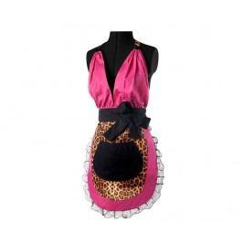 Kuchyňská zástěra Lulu Leopard