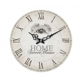 Nástěnné hodiny Sweet Home