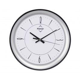 Nástěnné hodiny Daria Silver