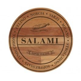 Prkénko Salami