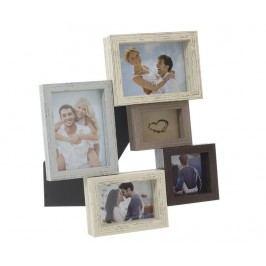 Rám na 5 fotografií Memories