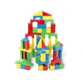 Stavební hra, 100 dílů Rainbow