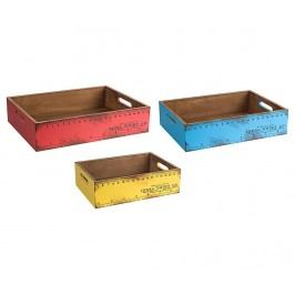 Sada 3 krabic Righello