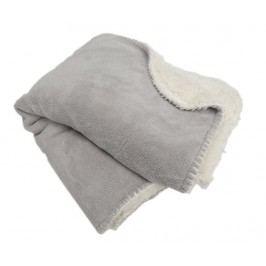 Pléd Cocoon Grey 75x100 cm