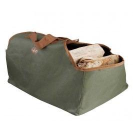 Taška na dřevo Khaki