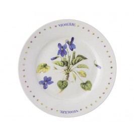 Dezertní talíř Wild Flowers Violet