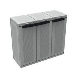Skříňka pro tříděný sběr odpadu Ecology