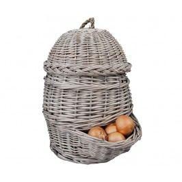 Košík s víkem Onion