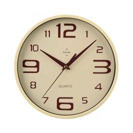 Nástěnné hodiny Cream Quinn
