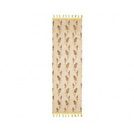 Středový ubrus Miriam Cream 42x140 cm