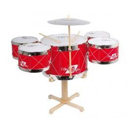 Hračka bubny Dream Red