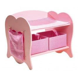 Přebalovací stůl pro panenky Sweetheart