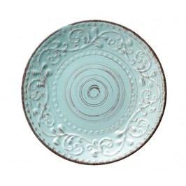 Dezertní talíř Serendipity Turquoise