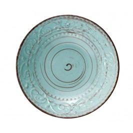 Hluboký talíř Serendipity Turquoise