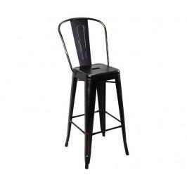 Barová židle Ebony