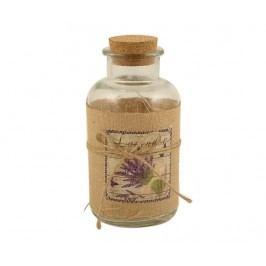 Dekorační láhev se zátkou Lavender Bouquet