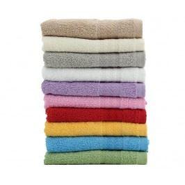 Sada 10 ručníků Wash 30x50 cm
