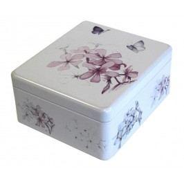 Krabice s víkem na čaj Violette