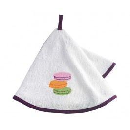 Kuchyňská utěrka Macarons Circle 60 cm